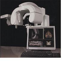 最新鋭の歯科用CT  PreVista